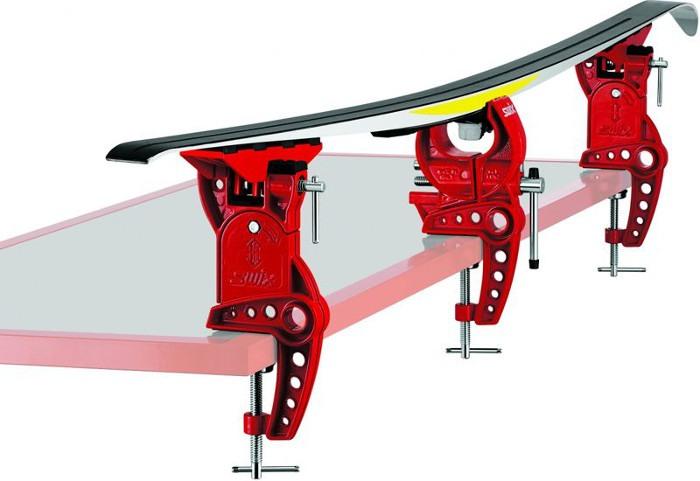 mocowanie narty biegowej za pomocą adapteru SWIX