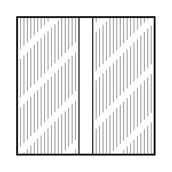 struktura Diagonal