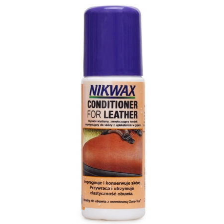 Impregnat Conditioner For Leather 125 ml NIKWAX